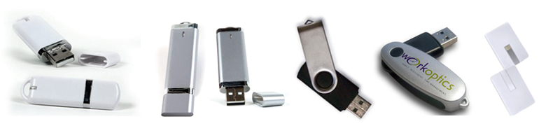 custom USB memory sticks